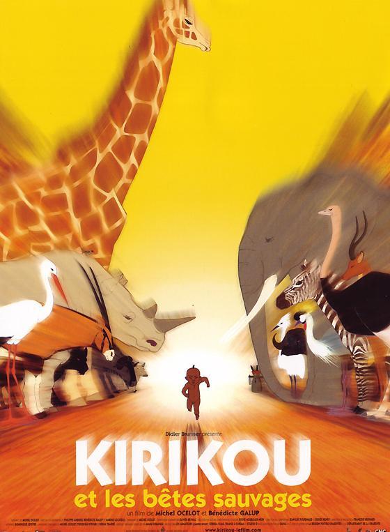 MARABOUT DES FILMS DE CINEMA  - Page 7 Kirikou